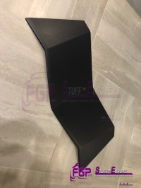 OEM Original Lamborghini Aventador REAL Carbon engine lid upper wing matt 476827446F